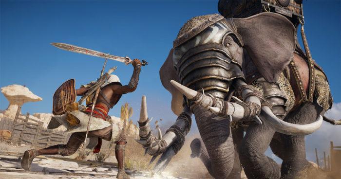 Assassin's Creed Origins: Une fonctionnalité fait son apparition pour la première fois de la série!