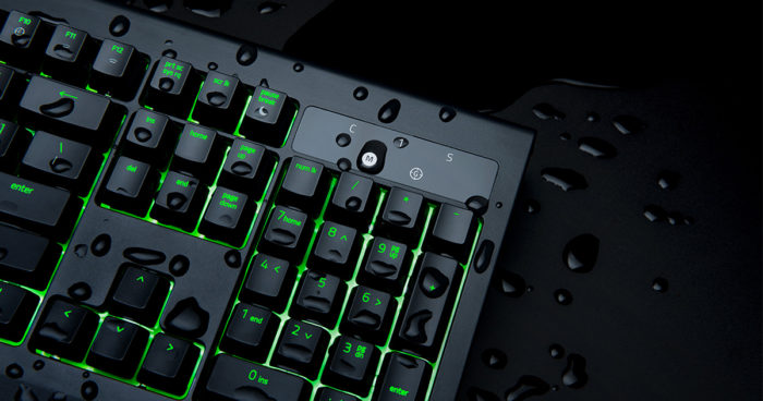 Razer dévoile son nouveau clavier gamer résistant à l'eau et à la poussière