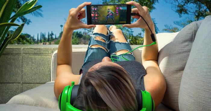 Razer a dévoilé son premier téléphone pour gamer!
