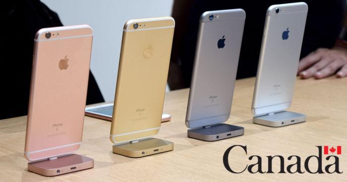 Tous les téléphones seront bientôt vendus déverrouillés au Canada!