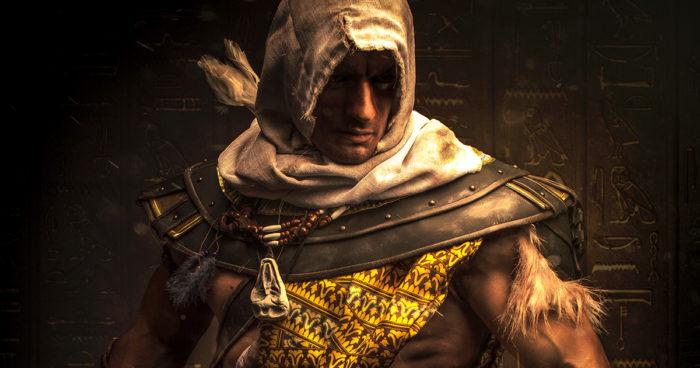Son cosplay est tellement réaliste qu'on aurait l'impression qu'il s'agit de screenshot du jeu!