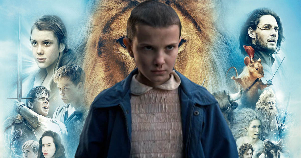 Millie Bobby Brown De Stranger Things Dans Le Role Principal Narnia