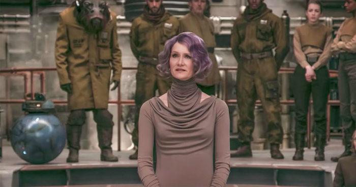 The Last Jedi: Une scène a obligé les cinémas américains à mettre un avertissement avant le film