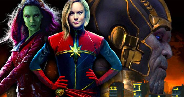 C'est maintenant officiel, Captain Marvel sera dans Avengers 4!