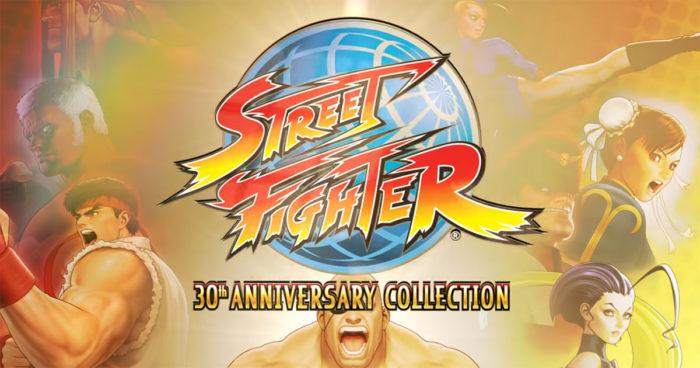 Street Fighter: Capcom annonce un bundle de 12 jeux pour célébrer les 30 ans de la franchise