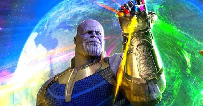 Avengers Infinity War: Thanos va frapper TRÈS fort dans les 5 premières minutes du film