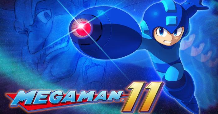 Capcom vient d'annoncer Mega Man 11!