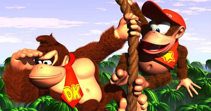 Donkey Kong Country 2 recréé en HD par un fan