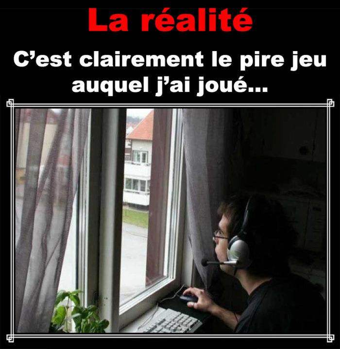 La réalité
