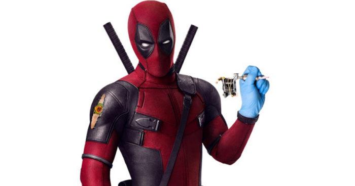 Deadpool 2: Ryan Reynolds offre des tatouages gratuits aux fans!