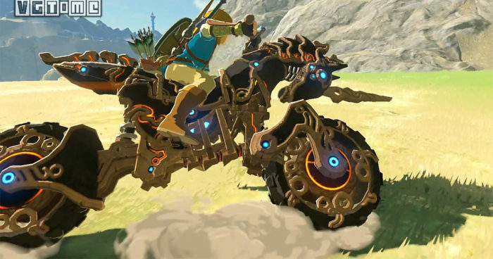 Zelda Breath of the Wild: Le nouveau DLC Ode aux Prodiges est maintenant arrivé!