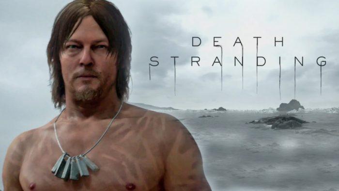 Une nouvelle bande-annonce pour le jeu Death Stranding!