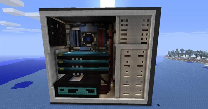 Ce génie de l'informatique a réussi à créer un ordinateur fonctionnel dans Minecraft!
