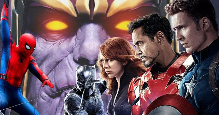 Avengers Infinity War: Le trailer a explosé tous les records de vues en 24h!