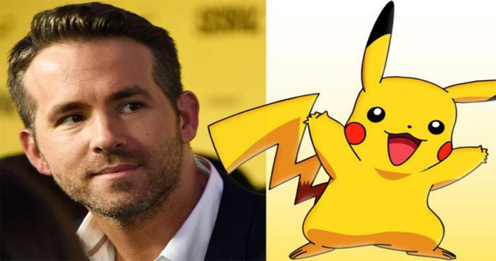 C'est officiel, Ryan Reynolds incarnera Pikachu au cinéma!