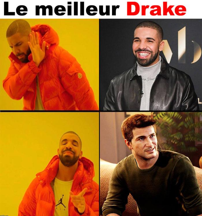 Le meilleur Drake