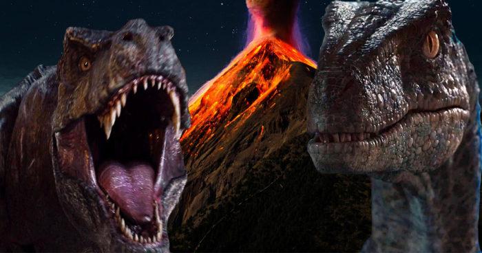 Jurassic World 2: Une attaque de dinosaures pour le premier extrait du film!
