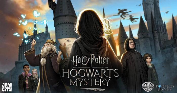 Une première trailer pour le jeu mobile Harry Potter