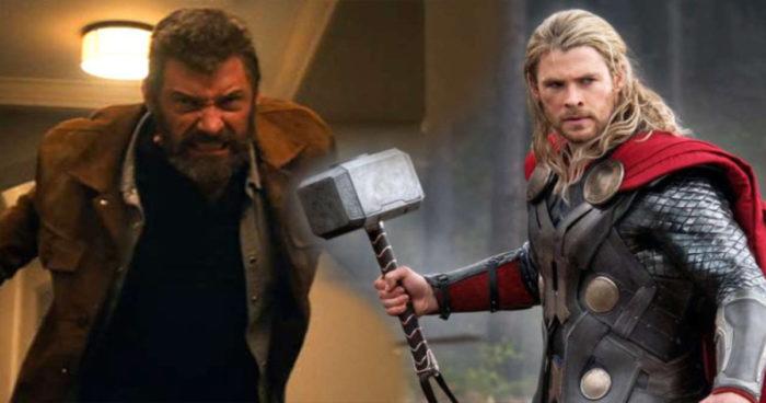 Chris Hemsworth aimerait faire un film Thor et Wolverine