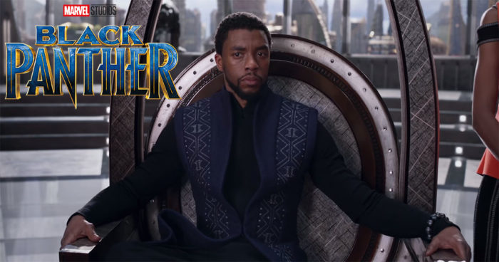 Une nouvelle bande-annonce explosive pour Black Panther
