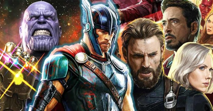 Avengers Infinity War: Chris Hemsworth tease plus de 76 personnages!