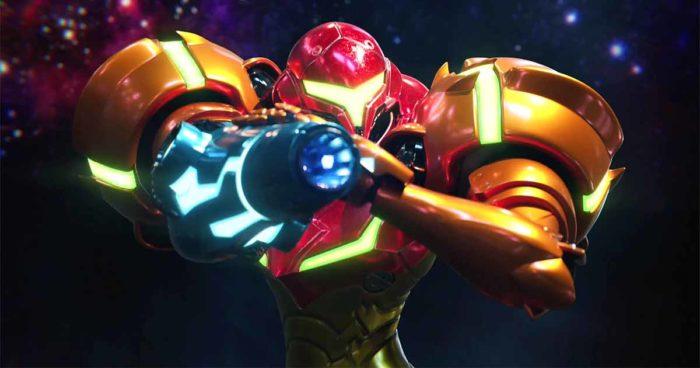 Un nouveau jeu Metroid 2D serait en développement