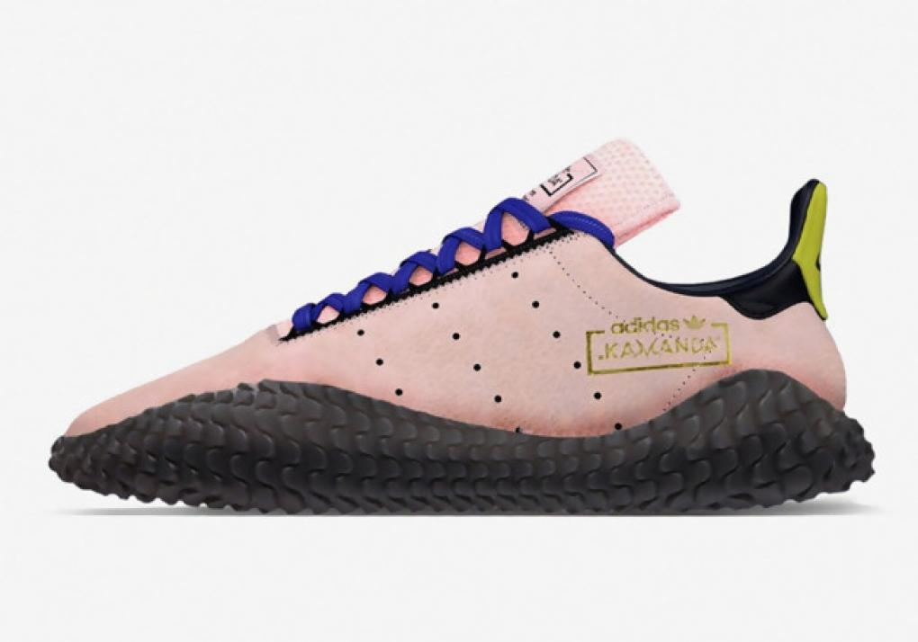 Adidas dévoile sa nouvelle collection de souliers Dragon