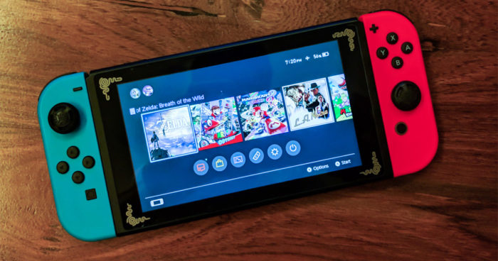Nintendo n'a pas l'intention de remplacer la Switch avant très longtemps