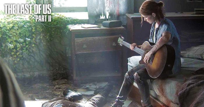 The Last of Us 2: Un invité très spécial en salle de motion capture!