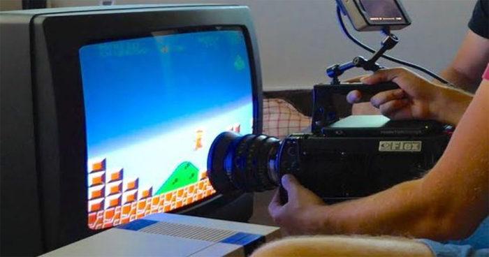 Voici à quoi ressemble Super Mario Bros à 380 000 images par seconde (FPS)!