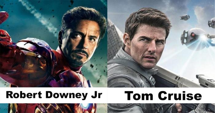 Les acteurs qui devaient jouer les super-héros de Marvel au départ