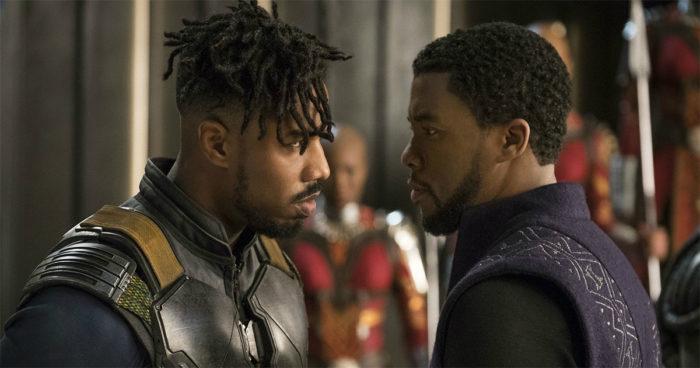 Un lancement record au box-office pour Black Panther