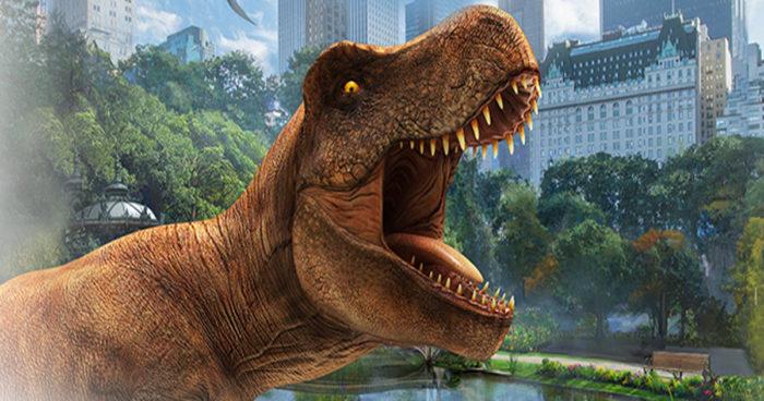 Un jeu Jurassic World Go vient d'être annoncé sur mobile!