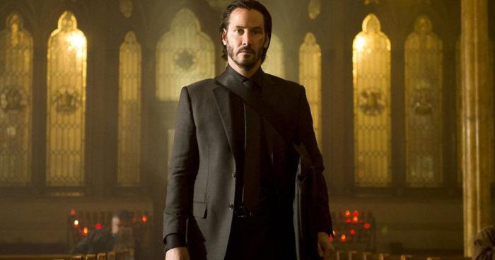 Keanu Reeves va jouer un super-héros badass pour Netflix!