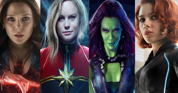 Marvel: Les femmes vont prendre plus de pouvoir dans la phase 4 de Marvel