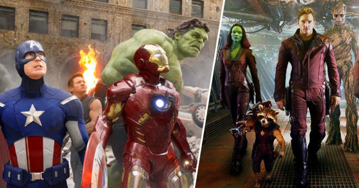 Une chaîne télé va faire un marathon Marvel de plus de 30 heures avant la sortie d'Infinity War