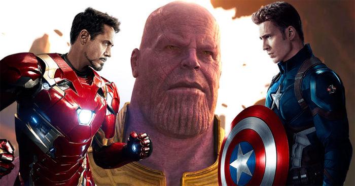 Marvel a dévoilé les deux personnages qui auront le plus de temps à l'écran dans Infinity War