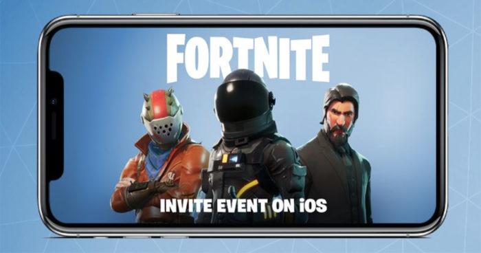 Fortnite Battle Royale vient d'être annoncé sur Android et iOS