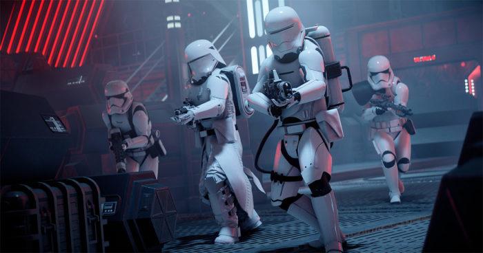 EA travaillerait actuellement sur un jeu Star Wars en Open-World et multijoueur