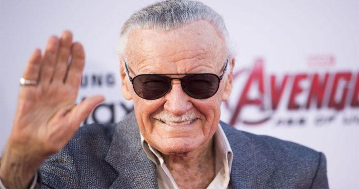Stan Lee s'est fait voler du sang par un de ses collaborateurs pour en faire de l'encre à stylo