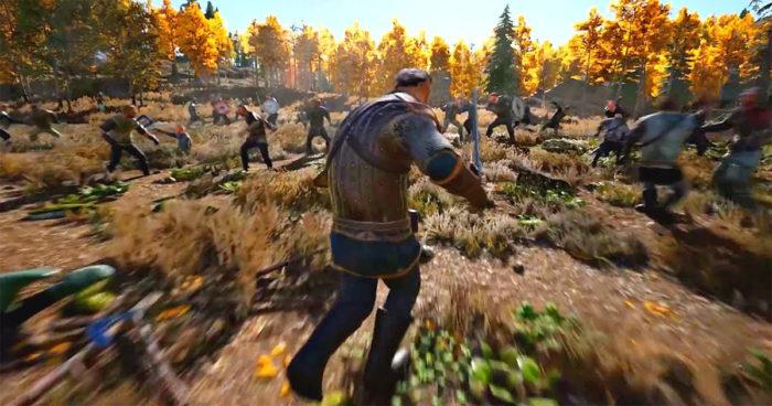 Une nouvelle vidéo gameplay pour VALHALL, le Battle Royale version viking
