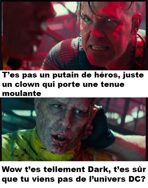 La nouvelle bande-annonce de Deadpool 2