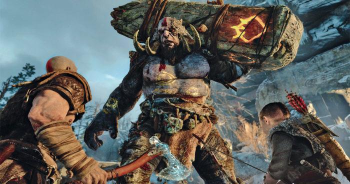 God of War: Microsoft félicite Sony pour le succès du jeu