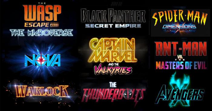 Marvel: Un fan a imaginé la liste des films de la phase 4 et ça fait vraiment rêver