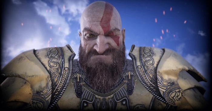 God of War: Le mode photo est disponible, voici les photos les plus belles et les plus drôles