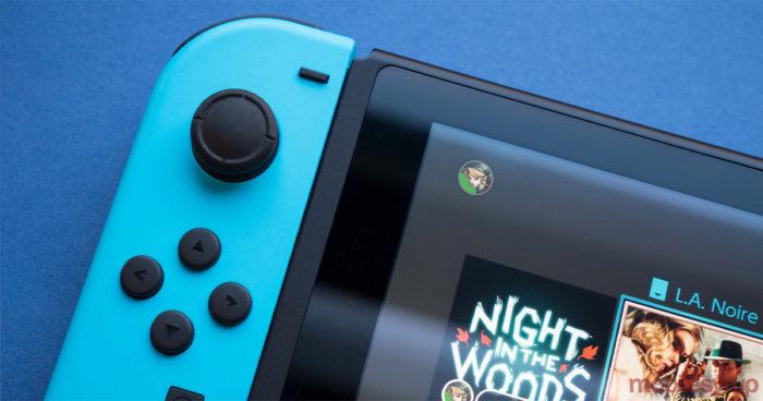 Il n'y aura malheureusement pas de console virtuelle sur Switch