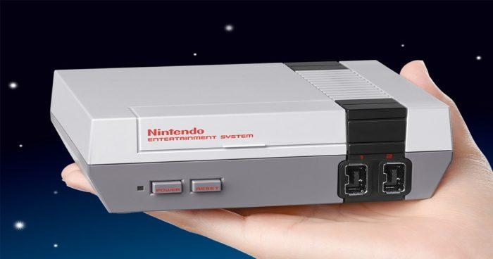 La NES Mini sera de retour sur le marché dès le mois prochain