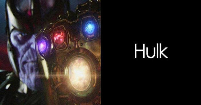Un fan de Marvel a demandé à sa femme les noms des personnages d'Avengers et c'est vraiment drôle