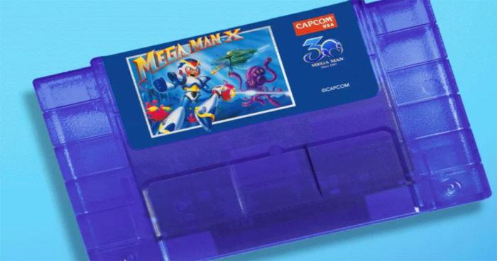 Capcom vient d'annoncer de nouvelles cassettes Mega Man sur Nes et SNES