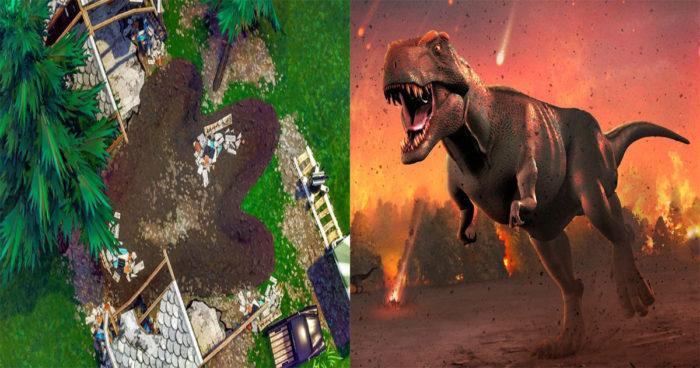 Fortnite: L'arrivée des dinosaures confirmée par un nouvel indice?